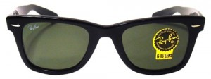black ray-ban wayfarers rb2140 901