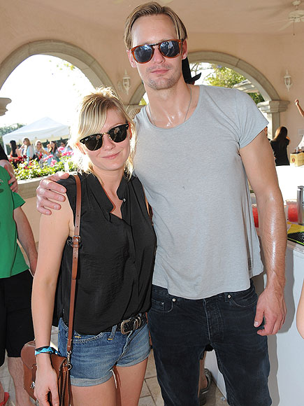 kirsten dunst and alexander skarsgard sunglasses
