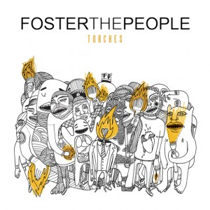 foster the people torches album cover