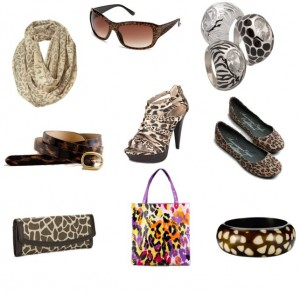 animal print accesories