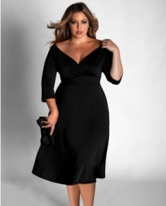 dresses for curvy women