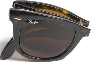 Ray Ban Foldable Sunglasses  foldable ray ban wayfarer sunglasses sunglasses and style blog
