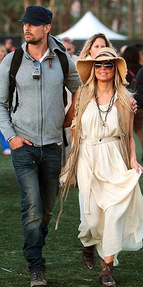 JOSH DUHAMEL & FERGIE Coachella 2012
