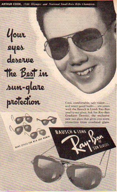 rayban vintage ad 2