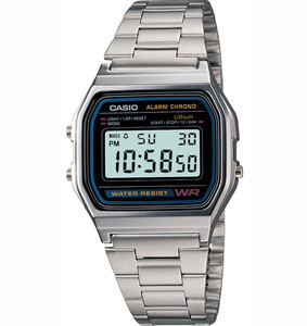 Casio Digital Watch A1581WA