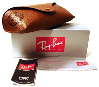 packaging ray-ban