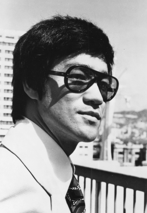 Bruce Lee - Shooting