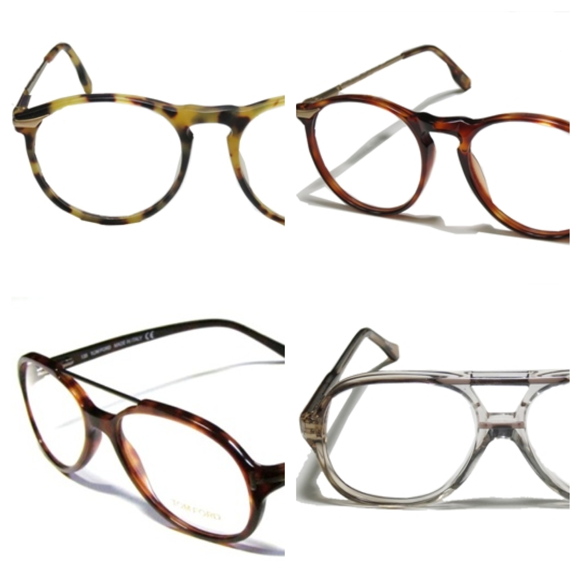 buying and wearing eyeglasses