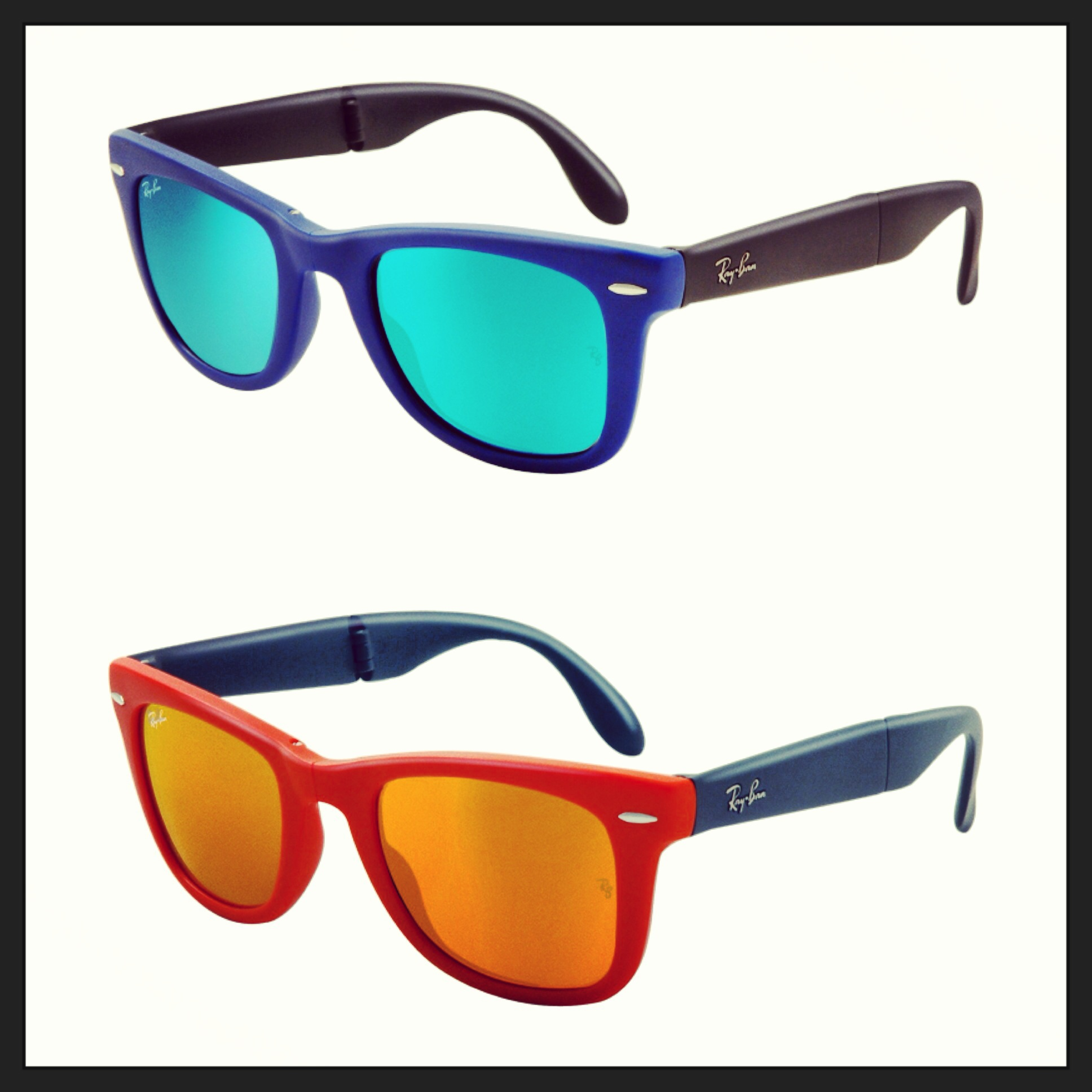 ray ban wayfarer sunglasses colors  rayban 4105 foldable shadesdaddy facebook