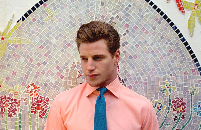 bright tie dude