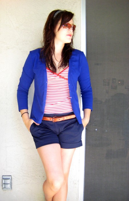 8 Sexy Ways To Wear Your Shorts | Sunglasses and Style Blog ...