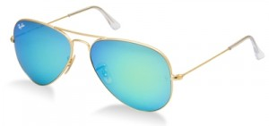ray ban sunglasses blue lens  rayban rb3025 112 17 aviators blue lenses