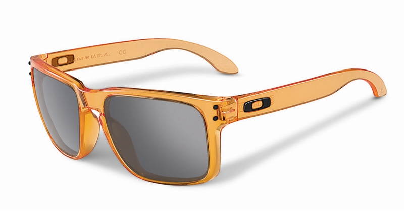 Oakley-holbrook orange crystal frames shadesdaddy