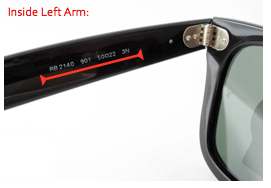 How To Tell If Ray Ban Wayfarers Are Authentic