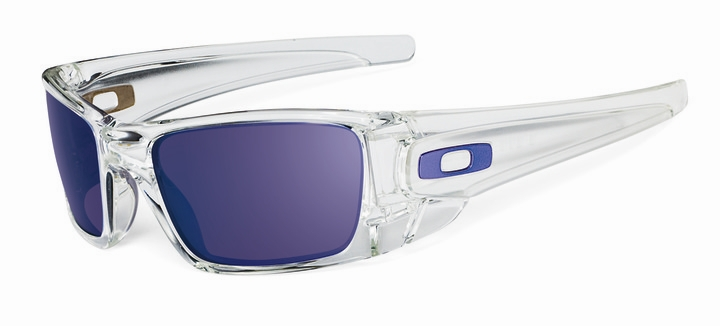 oakley fuel cell transparent sunglasses