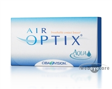 air optix contact lenses review