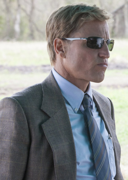 woody harrelson true detective sunglasses