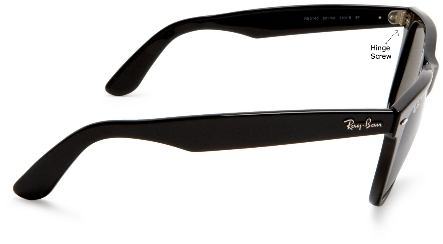 Ray ban sunglasses spare parts -