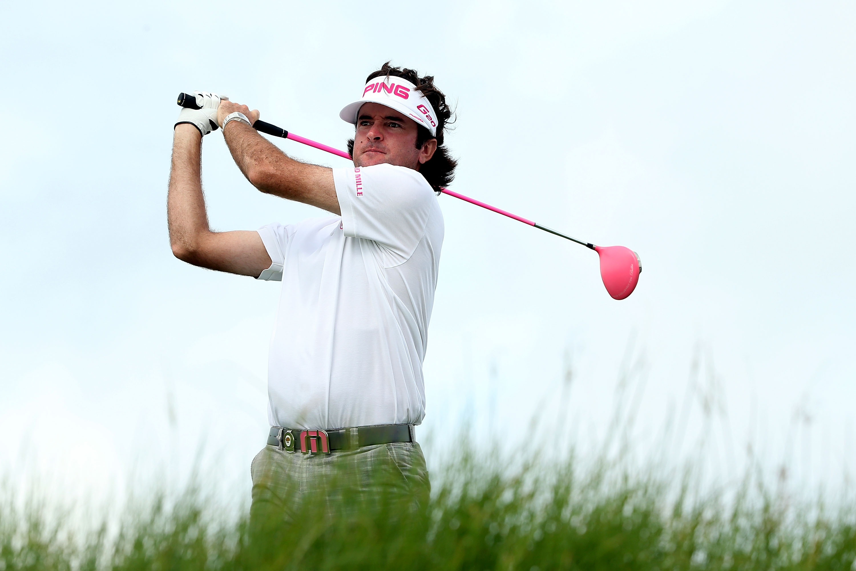 What Sunglasses Is Bubba Watson Wearing?