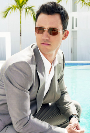 Oliver Peoples Burn Notice