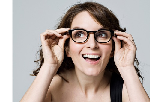 Tina Fey Glasses II