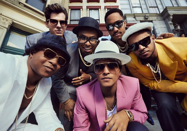 What Sunglasses Is Bruno Mars Wearing In The Uptown Funk Music Video?