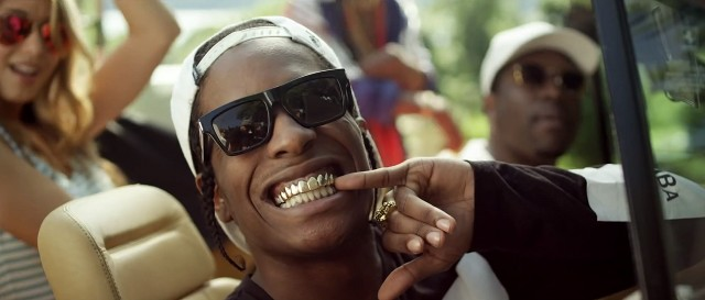 What Sunglasses is Asap Rocky Wearing in the Shabba Music Video?
