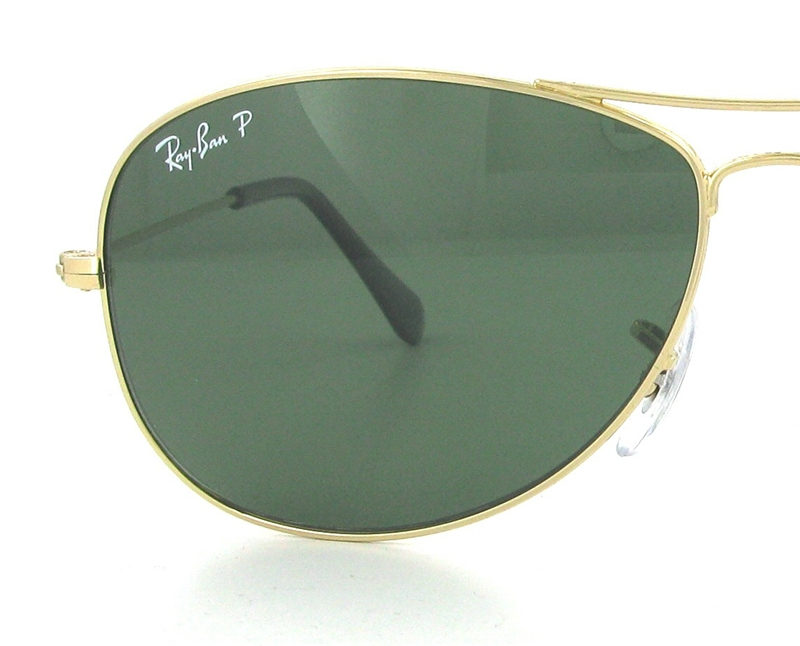 do ray ban sunglasses have glass lenses  how to tell if your ray bans have polarized lenses