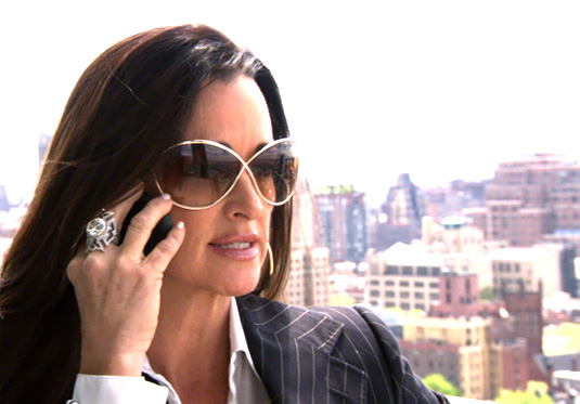 kyle richards tom ford sunglasses