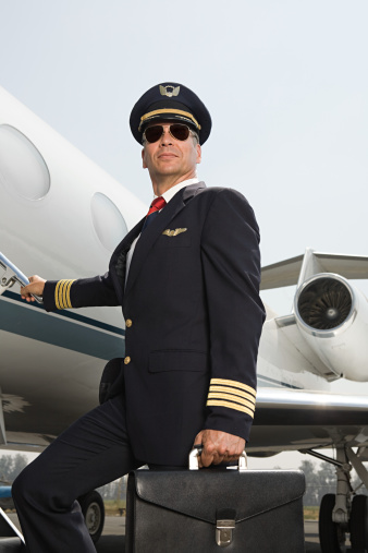 what sunglasses do pilots wear