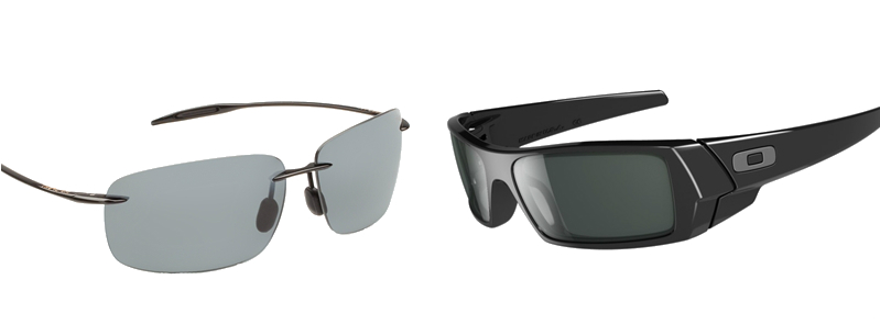 Oakleys Sunglasses  difference between oakley and maui jim sunglasses sunglasses and
