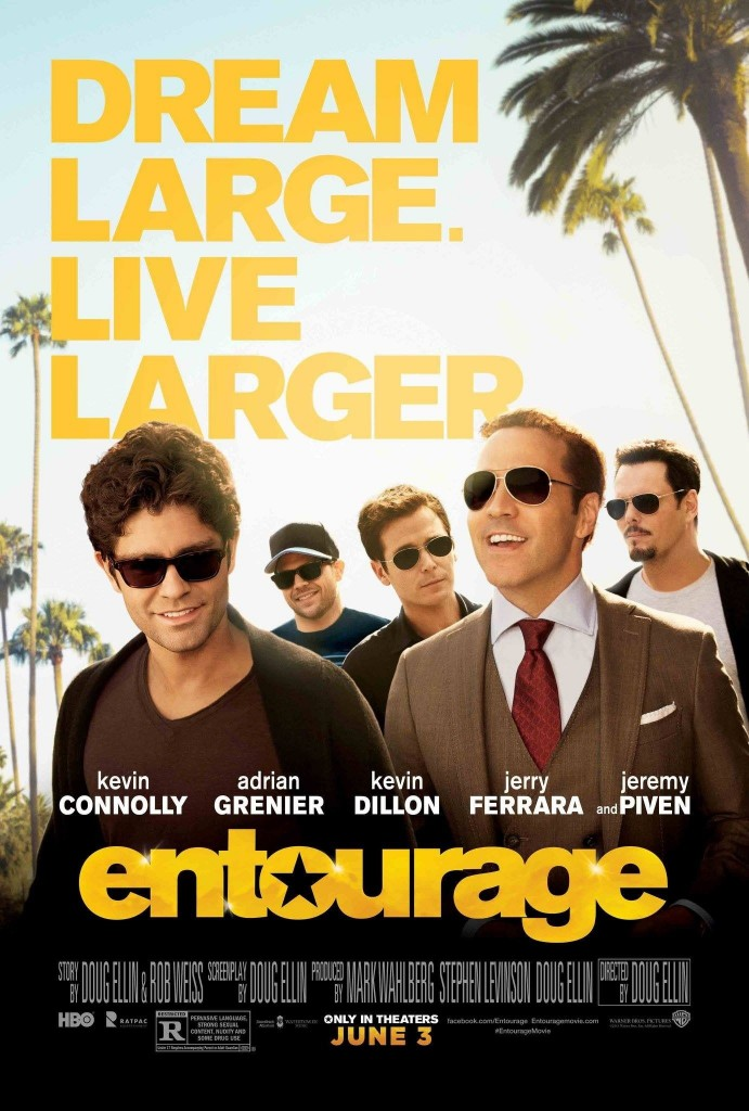 entourage movie sunglasses
