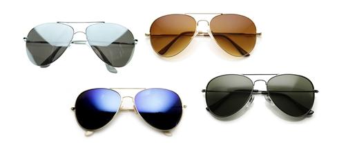 Under $30 Aviator Mirror Styles