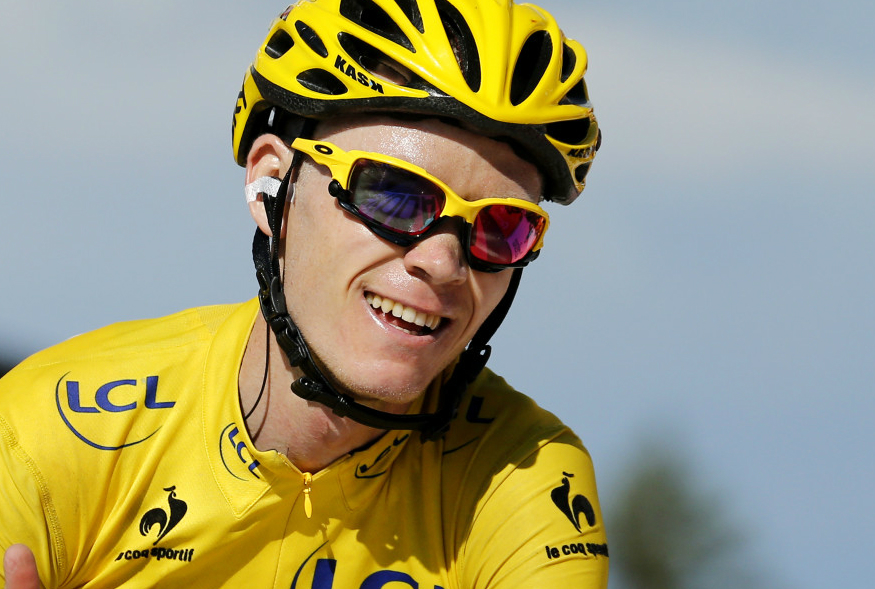 rimid What Oakley Sunglasses Does Chris Froome Wear? | Sunglasses and