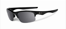 Oakley Bottle Rocket Polished Black Iridium Polarized Sunglasses