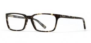 Raen Simmons Brindle Tortoise Eyeglasses