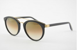 Barton Perreira Dalziel sunglasses in Black-Gold