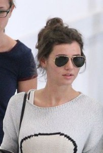 Eleanor Calder sunglasses aviators