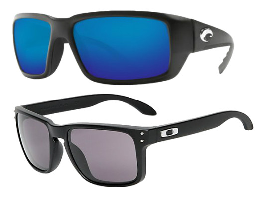 Oakley vs Costa Del Mar Sunglasses