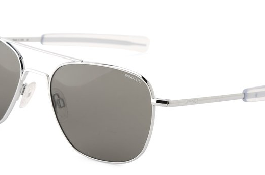 ray ban glass or polycarbonate  ray ban vs. randolph engineering sunglasses