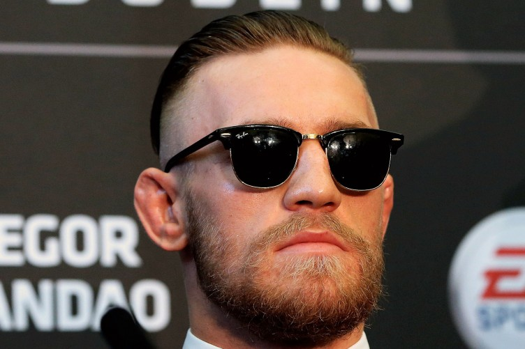 What Sunglasses Does Conor Mcgregor Wear on ray bans classic