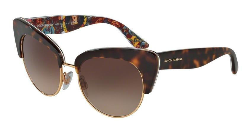 Dolce Gabbana DG4277 Tortoise Sunglasses