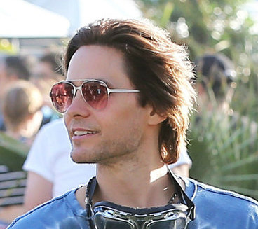 Jared Leto Sunglasses Coachella 2016