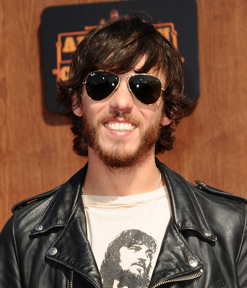 Chris Janson: Chris Janson Attends The 2016 American Country Countdown