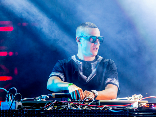 Which pair of Sunglasses Does DJ Snake Wear?