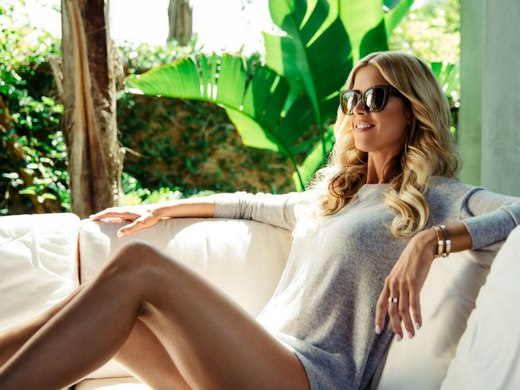 What Sunglasses Does Christina El Moussa Wear?