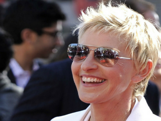 What Sunglasses Does Ellen DeGeneres Wear_