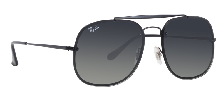 Ray Ban RB3583N Black / Gray Lens Sunglasses