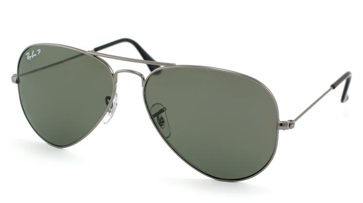 Ray Ban Aviator Polarized Sunglasses RB 3025 004/58