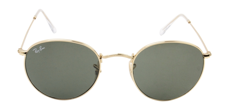 Ray Ban RB3447 001 Classic Iconic Round Sunglasses